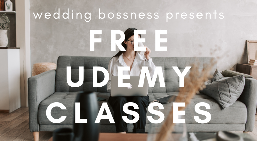Free Udemy Classes For A Limited Time 2021